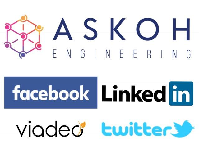 Restez connecté avec ASKOH Engineering